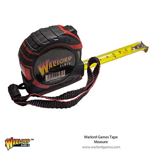 Warlord Tape Measure